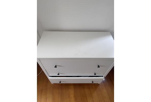 Witte ladekast Ikea - D98D5ABB-A1B0-491B-AB71-2031EC485573