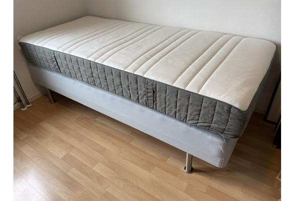IKEA bed boxspring Storfors 1-persoons - 0586B131-5107-4974-A8F9-0848F08A1176