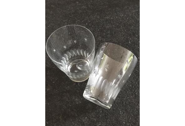 Antieke glazen, diverse soorten - 3B07EDEA-CC91-4754-8DA5-1BC1230E8324