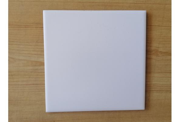 Witte & Rode wandtegels - wit-1