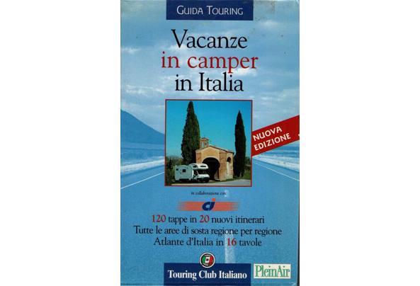 camperplaatsen  - camper-in-Italie-