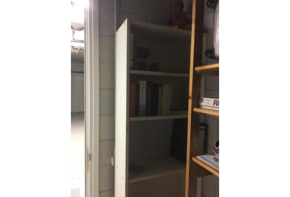 Billy witte boekenkast - 43A0424D-4234-4A86-A83E-2CCCE9FDB62C