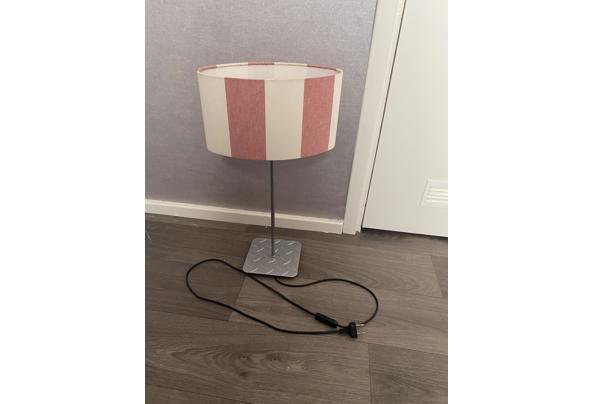Lamp van ca. 40 cm - 217CA3F1-45A1-4C16-B1D8-C000E029B887