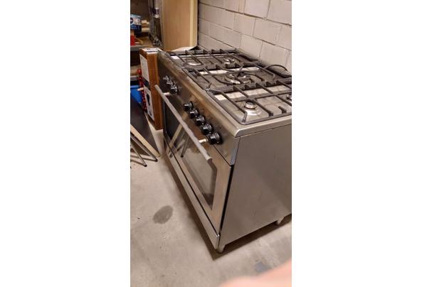 5 pits gasfornuis en oven - 20210508_115147