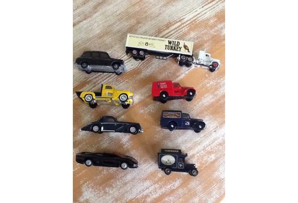 Model auto's - image
