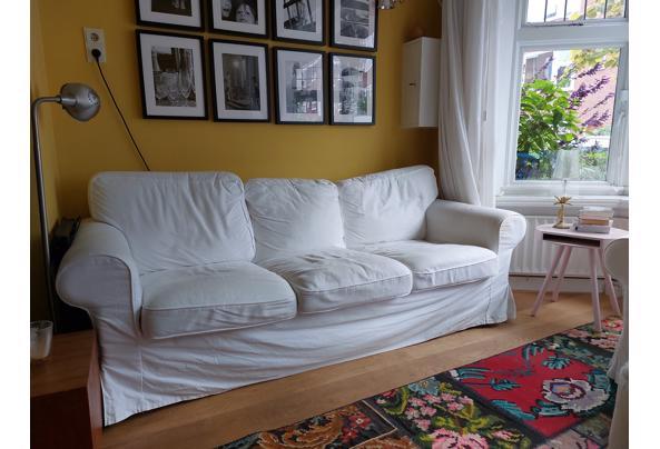 Witte 3zitsbank Ektorp IKEA - IMG_20210924_100733