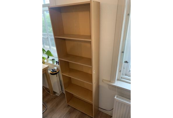 IKEA Billy boekenkast, ophalen in Amsterdam Centrum. - IMG_0800
