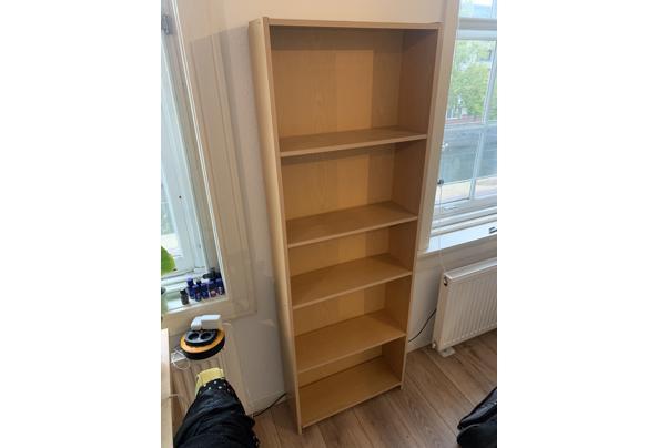 IKEA Billy boekenkast, ophalen in Amsterdam Centrum. - IMG_0801