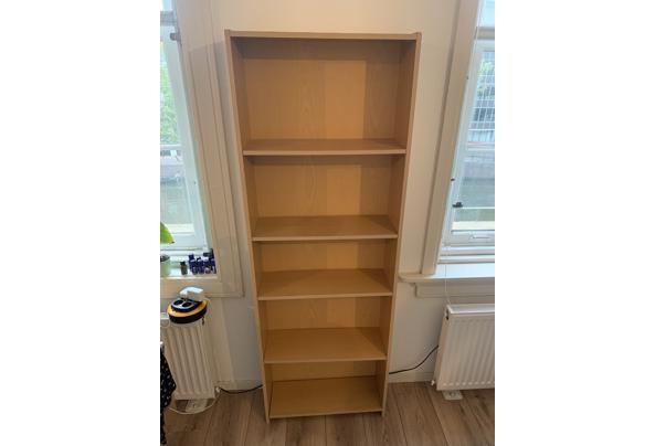 IKEA Billy boekenkast, ophalen in Amsterdam Centrum. - IMG_0802
