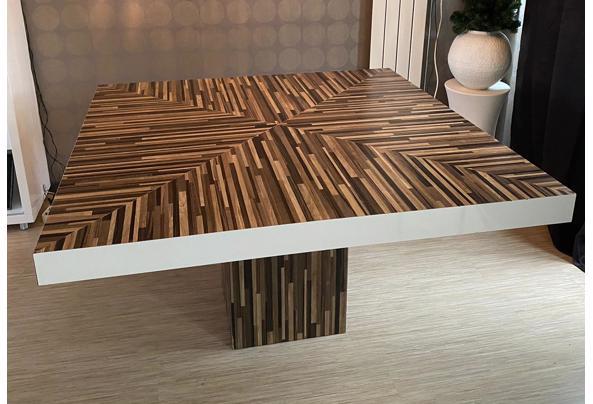 Vierkante houten tafel - 9C7C7A38-A113-408C-84EB-7DAF5E483F6E.jpeg