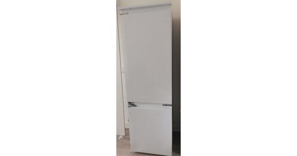 Whirlpool inbouw koelkast en kast