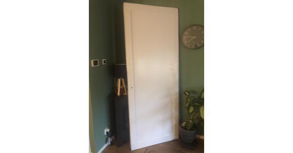 Nieuwe opdek binnendeur h231,5 x b87