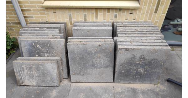 Terrastegels 10 m2
