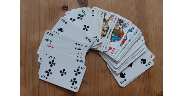 Kaartspelletje