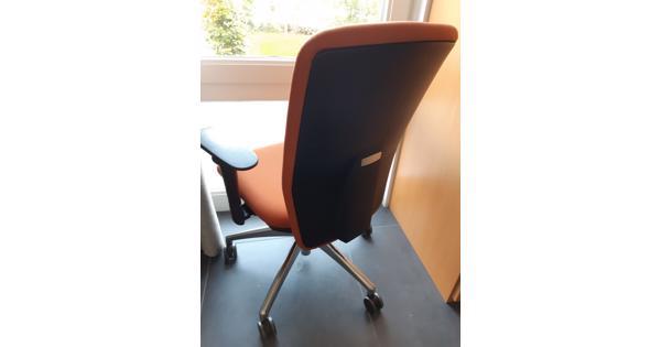 Bureaustoel met wieltjes