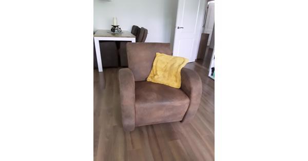 Gratis mooi fauteuil gratis af te halen