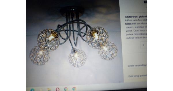 Zoek gratis voorkamer  lamp  en plafond lampen v iemand Den-Haag