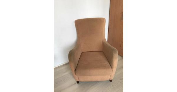 fauteuil met leuning