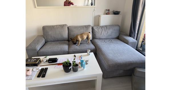 Ikea hoekbank