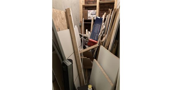Wooden Ply board stock