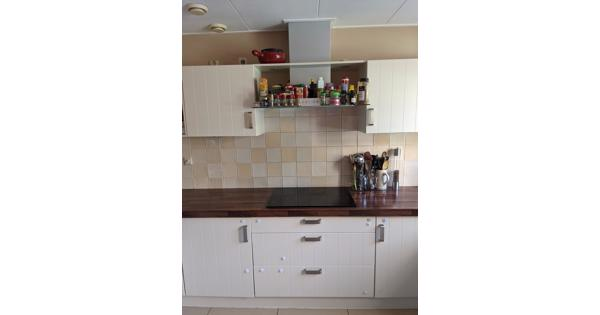 Keuken met AEG apparatuur
