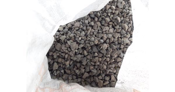 Basalt split grind 8-16mm | Gratis af te halen A'dam