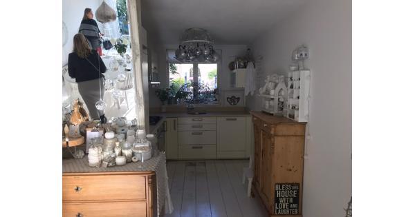 Complete keuken incl. Boretti oven