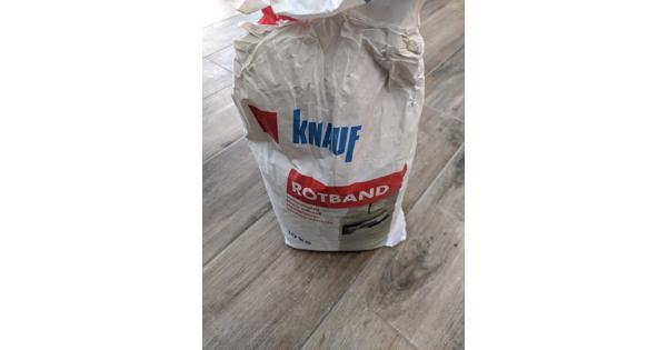 Knauf rotband 5+kg open zak