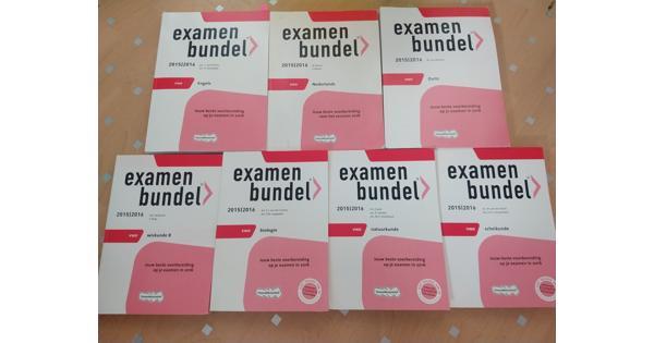 Oude VWO Examenbundels