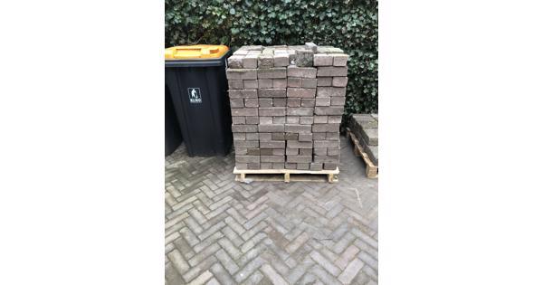7m2 betonklinkers