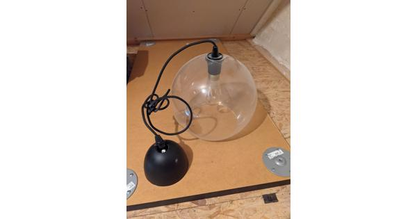Solklint Ikea hanglamp
