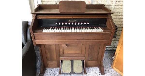 Harmonium orgel