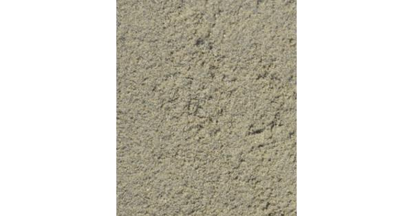 zand voor bestrating, ophoging of egaliseren