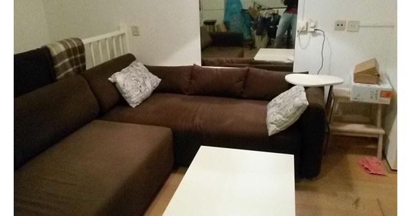 IKEA HOEKBANK gratis