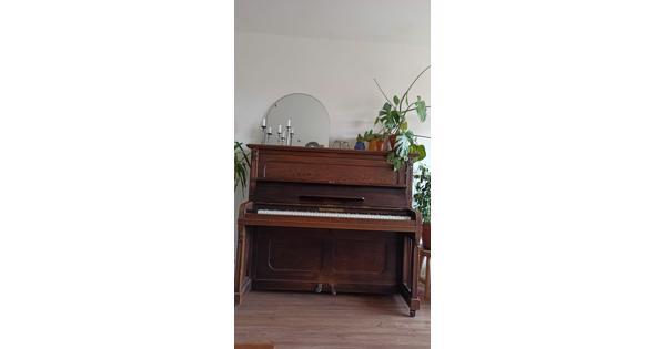 Cc bender's piano & orgelhandel
