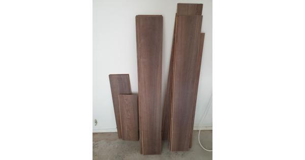 laminaatvloer 10-12m2