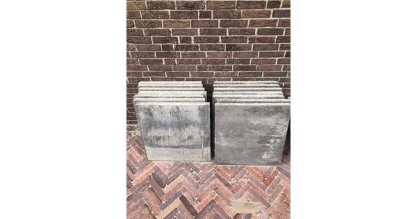 Terrastegels 60/60 cm