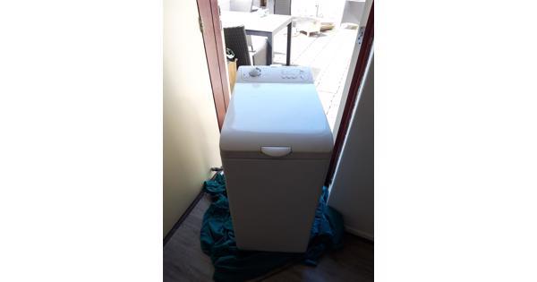 Bovenlader wasmachine