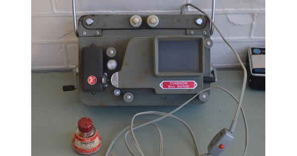 oude fotoapparatuur