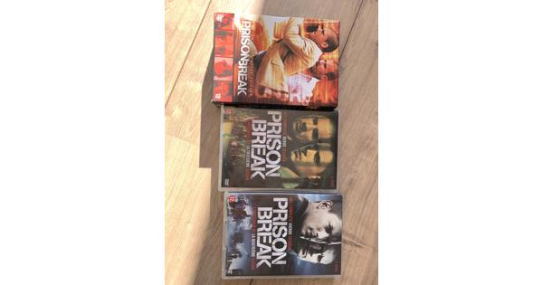 36 dvd's incl series