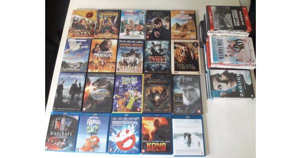 diverse DVD's, 3 puzzels