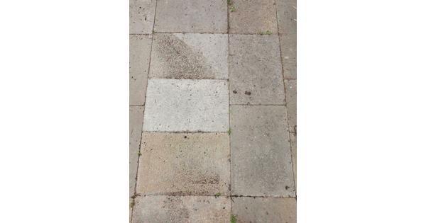 Beton terras / oprij pad tegels 60X40