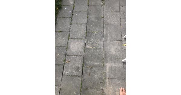 Tegels 30x30 cm