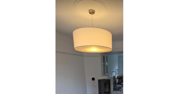 Grote lamp voor aan het plafond