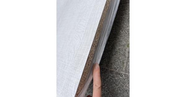Planken plaat