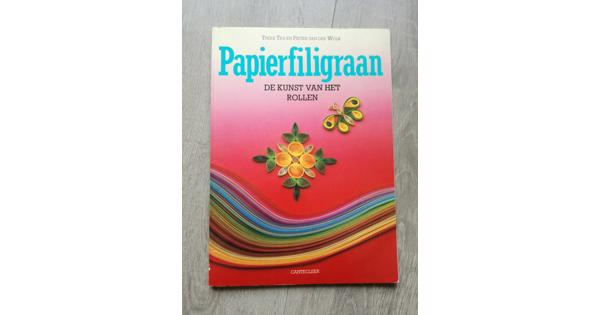 Boek: Papier filigraan