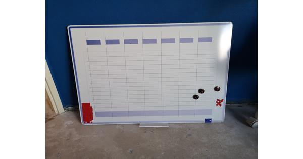 Planbord (week indeling)