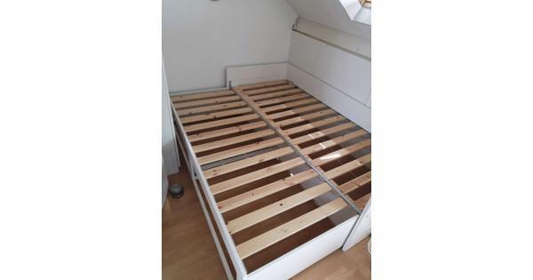 Ikea brimnes uitschuifbed