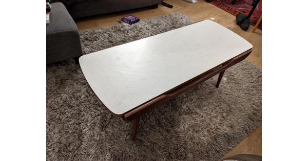 Vintage tafel salontafel
