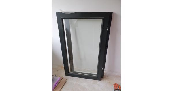 6 ramen met dubbel glas